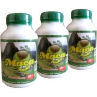 Maca Bio - Le Pack de 3 flacons de 100 capsules