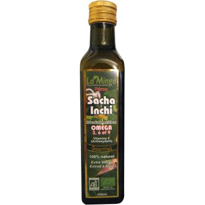 Huile de Sacha Inchi 250ml