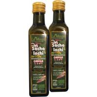 Huile de Sacha Inchi source d'Omégas - Lot de 2 bouteilles