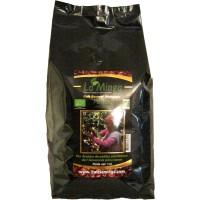 Café moulu, Gourmet bio, pur Arabica-sachet 1 kilo