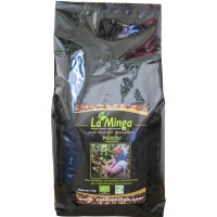 Café Gourmet pur Arabica moulu - sachet de 3 kilos