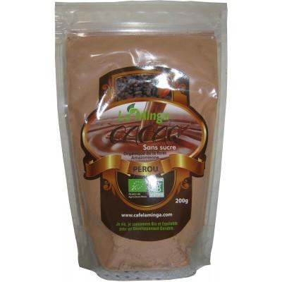 Cacao en grain - sachet de 200gr